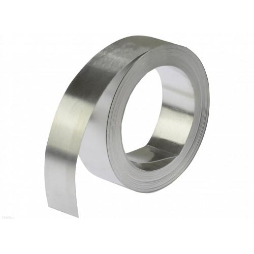 Dymo M11 Juostelė 31000 (spausdintuvui M1011) 12mm x 4.80m aliuminio be klijų